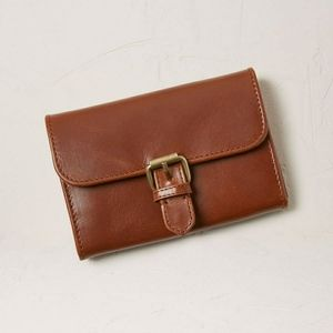 Fat Face Buckle Purse
